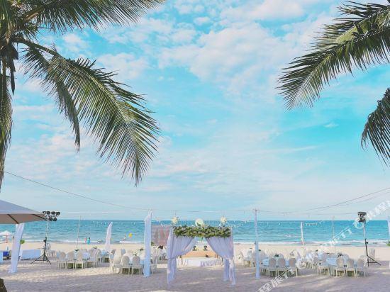 奧拉尼度假公寓酒店(Olalani Resort & Condotel)私人海灘