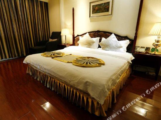 昆明錦華國際酒店(Jinhua International Hotel)行政豪華大床房