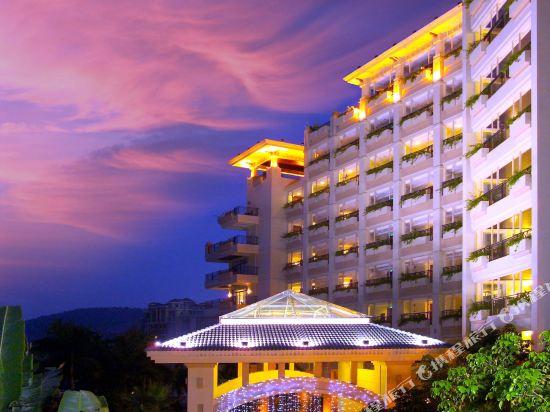 中山雅居樂長江酒店(Agile Changjiang Hotel)外觀