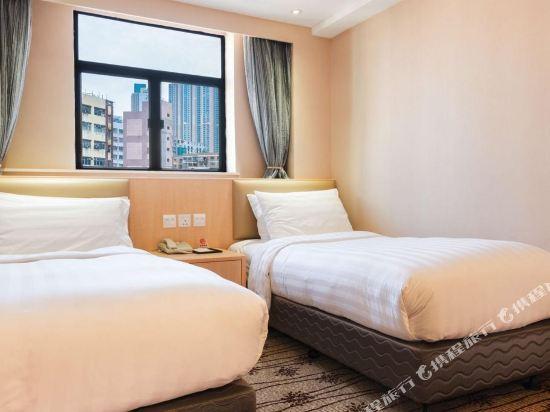 香港旺角維景酒店(Metropark Hotel Mongkok)高級房帶加床