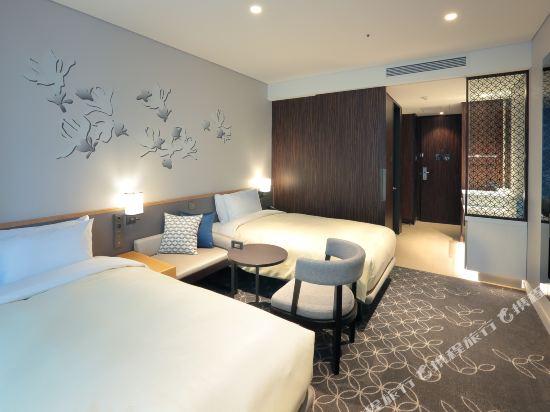 格拉斯麗首爾酒店(Hotel Gracery Seoul)豪華雙床房