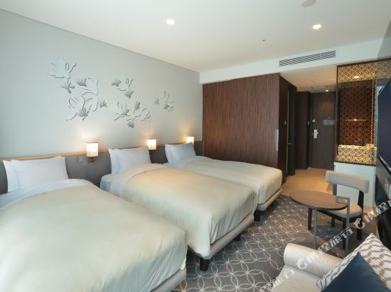 格拉斯麗首爾酒店(Hotel Gracery Seoul)三人房