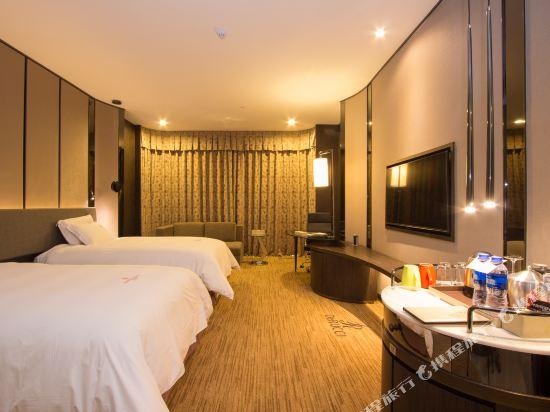 慕思健康睡眠酒店(東莞國際展覽中心店)(DeRUCCI Hotel (Dongguan International Exhibition Center))慕思睡眠雙床房