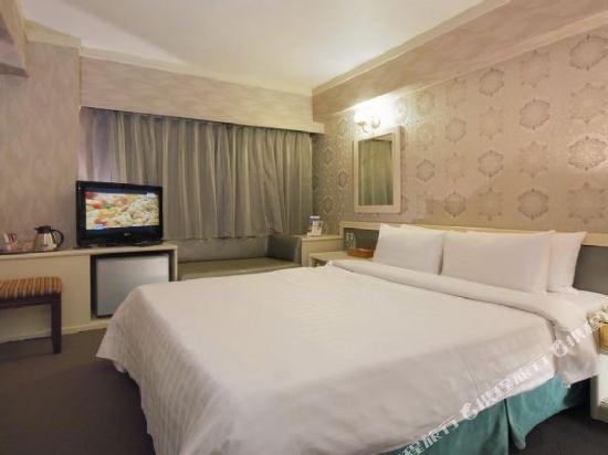 台北懷寧旅店(KEYMANS HOTEL)精緻套房