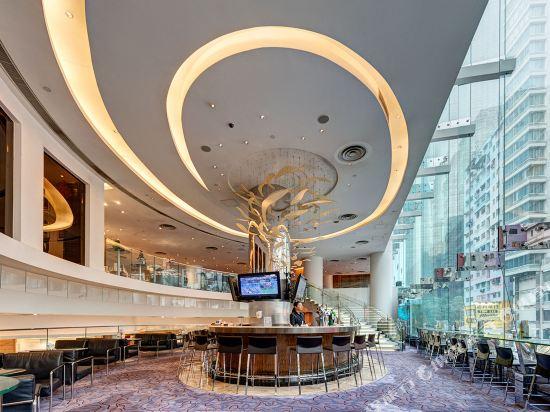 香港諾富特世紀酒店(Novotel Century Hong Kong)酒吧