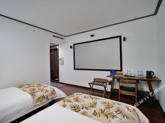 時光漫步懷舊主題酒店(北京地壇國展中心店)(Nostalgia Hotel (Beijing Ditan National Exhibition Center))3D影音標準間(無窗)