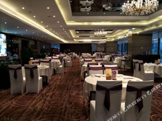 珠海竹林酒店(Bamboo Plaza Zhuhai)餐廳