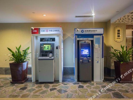 廣州長隆酒店(Chimelong Hotel)自動取款機
