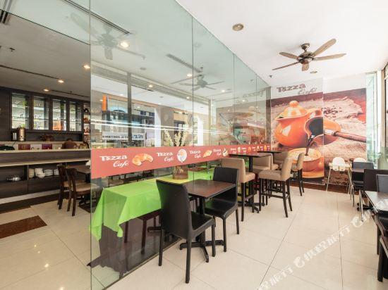 美丹端姑百利閣酒店(Prescott Hotel Kuala Lumpur Medan Tuanku)餐廳