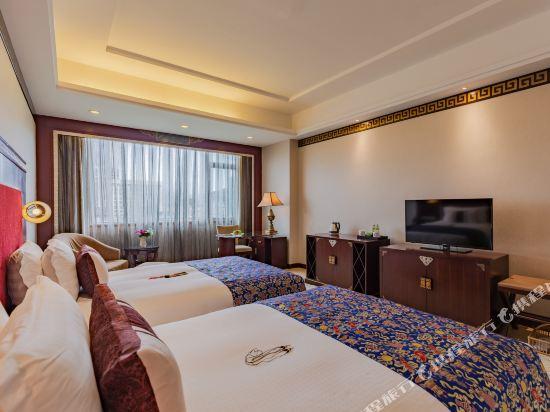 珠海西藏大廈(Tibet Hotel)豪華標準間
