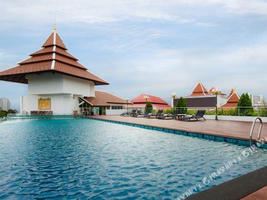 愛雅拉大酒店(Aiyara Grand Hotel)健身娛樂設施