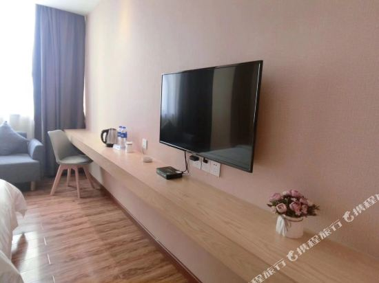 維多利亞公寓(廣州奧園廣場店)(Victoria Apartment (Guangzhou Aoyuan Plaza))標準大床房