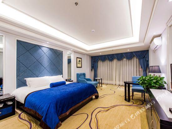 昆明長水機場萬金安酒店(Wan Jin An Hotel)精品大床房
