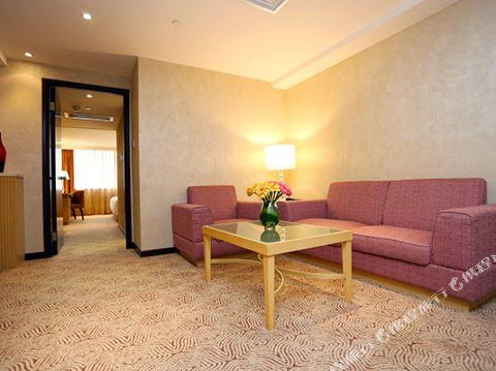 澳門皇家金堡酒店(Casa Real Hotel)小型套房