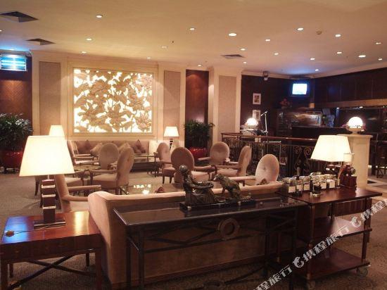 廣州珀麗酒店(Rosedale Hotel & Suites)行政酒廊