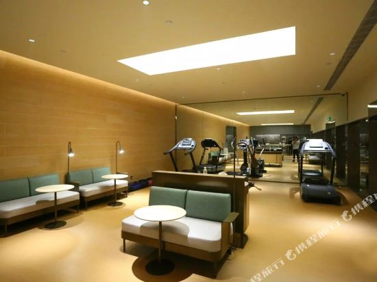 全季酒店(上海外灘金陵東路店)(Ji Hotel (Shanghai The Bund Jinling East Road))健身房