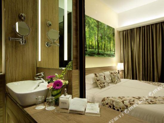 吉隆坡輝煌酒店(Vivatel Kuala Lumpur)兩卧室家庭連通房