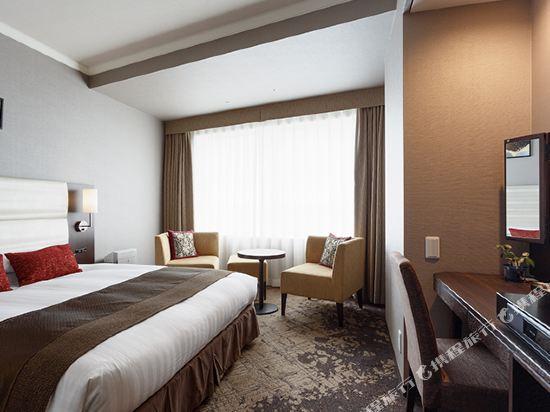 東京東急澀谷卓越大飯店(Shibuya Excel Hotel Tokyu Tokyo)卓越大床房