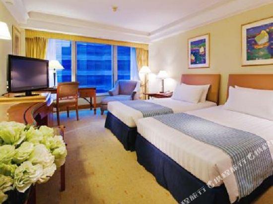 香港九龍海逸君綽酒店(Harbour Grand Kowloon)景觀房