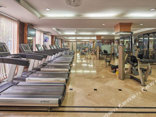 花築·芭堤雅海豚灣酒店(Floral Hotel · Dolphin Circle Pattaya)健身娛樂設施