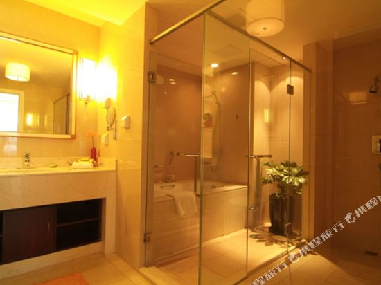 北京金融街酒店式公寓(The Apartments on Financial Street)豪華複式四室一廳套房