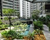 天際無邊泳池市中心高級公寓