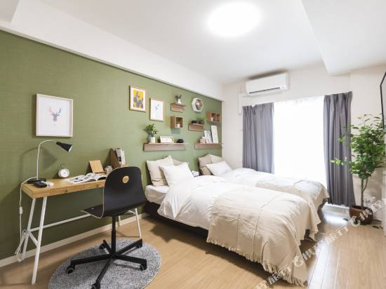 川house道頓堀公寓酒店