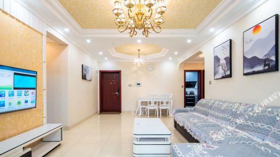 上海藍色大海公寓