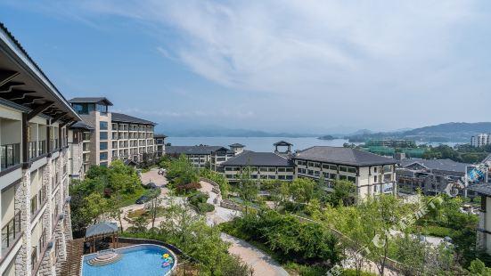 千島湖中心湖碼頭麗呈睿軒酒店