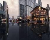 柏曼酒店(成都天府廣場地鐵站店)