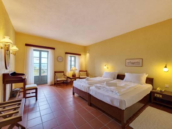 Kalimera Kriti Hotel Village Resort Hotel Bintang 5 Di Agios Nikolaos