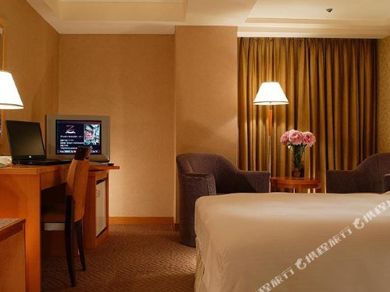 台北神旺大飯店(San Want Hotel)精緻特大床房