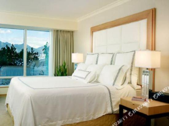 温哥華泛太平洋酒店(Pan Pacific Vancouver)Residence 套房