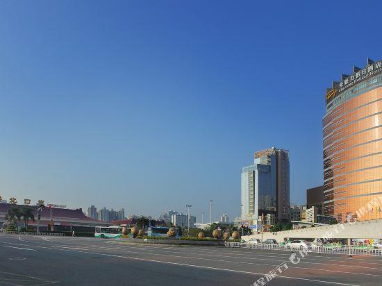 珠海來魅力假日酒店(Charming Holiday Hotel)外觀