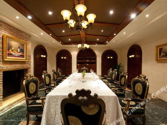 溧陽涵田度假村酒店(Hentique Resort & Spa)行政酒廊