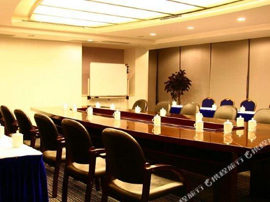 上海南鷹飯店會議室