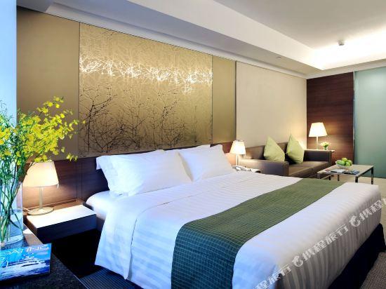 香港8度海逸酒店(Harbour Plaza 8 Degrees)行政房