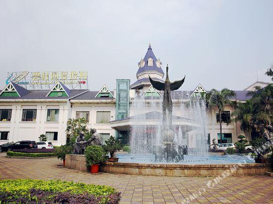 佛山碧桂園度假村(Country Garden Holiday Resort)外觀