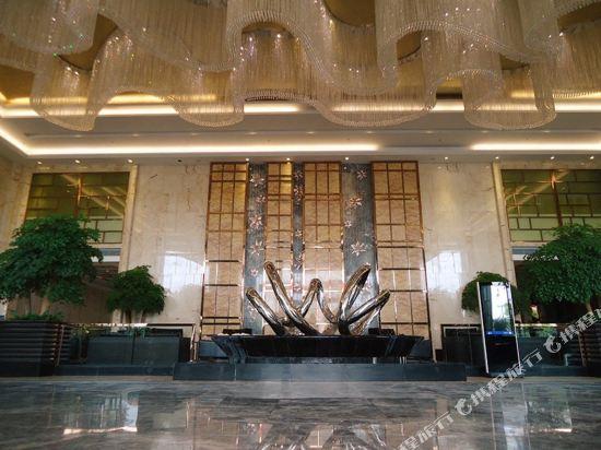 維納斯皇家酒店(佛山南海萬達廣場店)(原凱利萊國際酒店)(Venus Royal Hotel (Foshan Nanhai Wanda Plaza))大堂吧