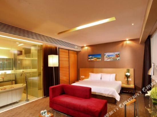 珠海凱迪克酒店(Catic Hotel)主樓行政套房