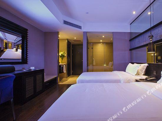 桔子水晶酒店(廣州白雲機場店)(原花都店)(Crystal Orange Hotel (Guangzhou Baiyun Airport))商務雙床房