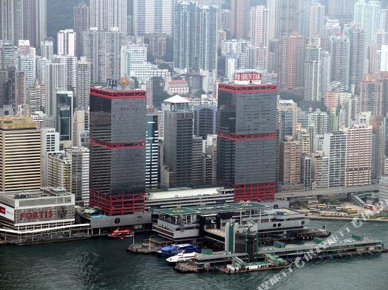 晉逸海景精品酒店上環(Butterfly on Waterfront Boutique Hotel Sheung Wan)周邊圖片