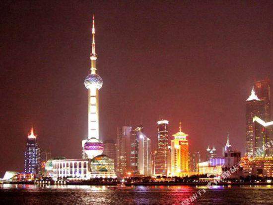 上海中山公園云睿酒店周邊圖片