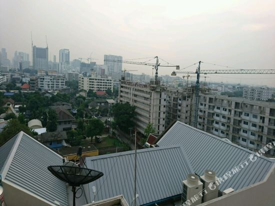 璀璨專享服務公寓(Abloom Exclusive Serviced Apartments)眺望遠景