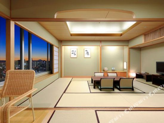 東京巨蛋酒店(Tokyo Dome Hotel)日式套房
