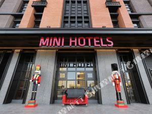 MINI酒店(台中逢甲館)(原米力旅店)(Mini Hotels (Feng Jia))