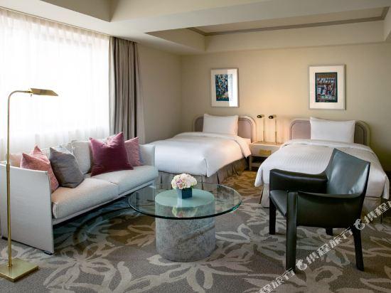 福岡日航酒店(Hotel Nikko Fukuoka)デラックスツイン_スーペリア