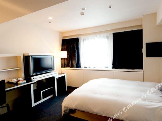 大阪十字酒店(Cross Hotel Osaka)高級雙人房