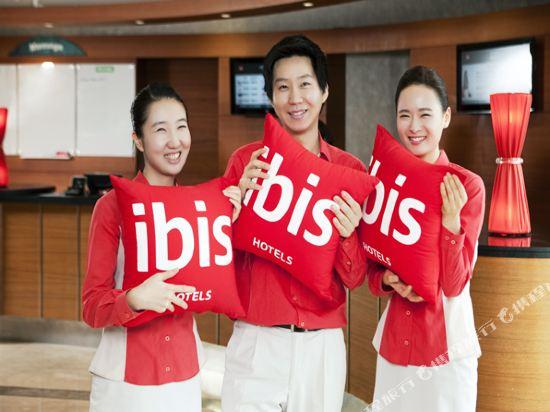 宜必思首爾明洞酒店(Ibis Ambassador Seoul Myeong Dong)其他