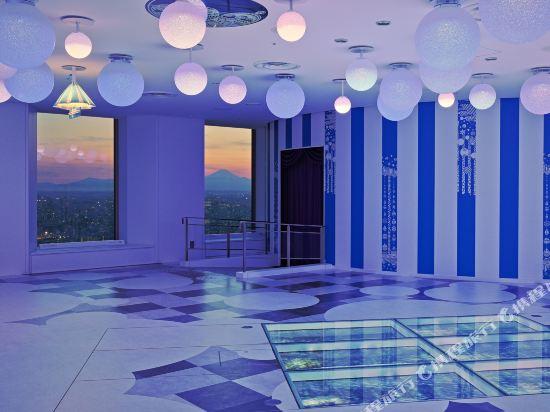 東京太陽城王子大酒店(Sunshine City Prince Hotel Tokyo)健身娛樂設施